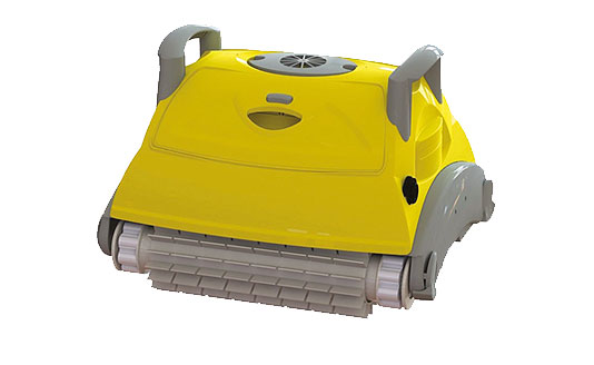 Limpiafondos eléctrico Swimbot