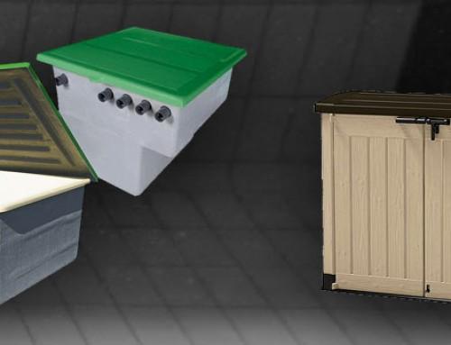 Casetas compactas filtración
