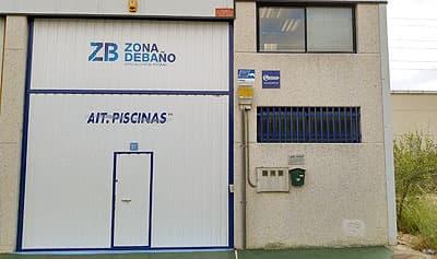 Pabellón AIT Piscinas